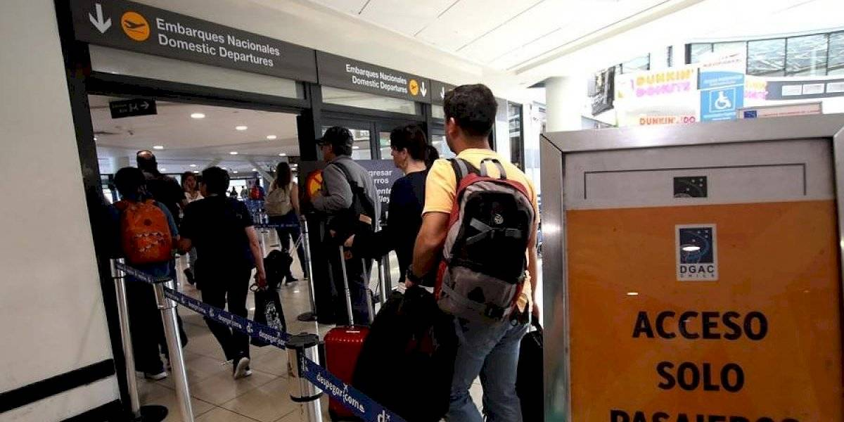 Tráfico aéreo crece 6,3% en 2019 y termina recuperando las cifras tras el inicio de la crisis social