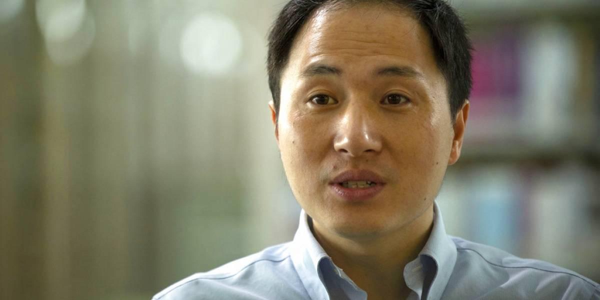 Desaparece científico chino que creó bebés genéticamente alterados