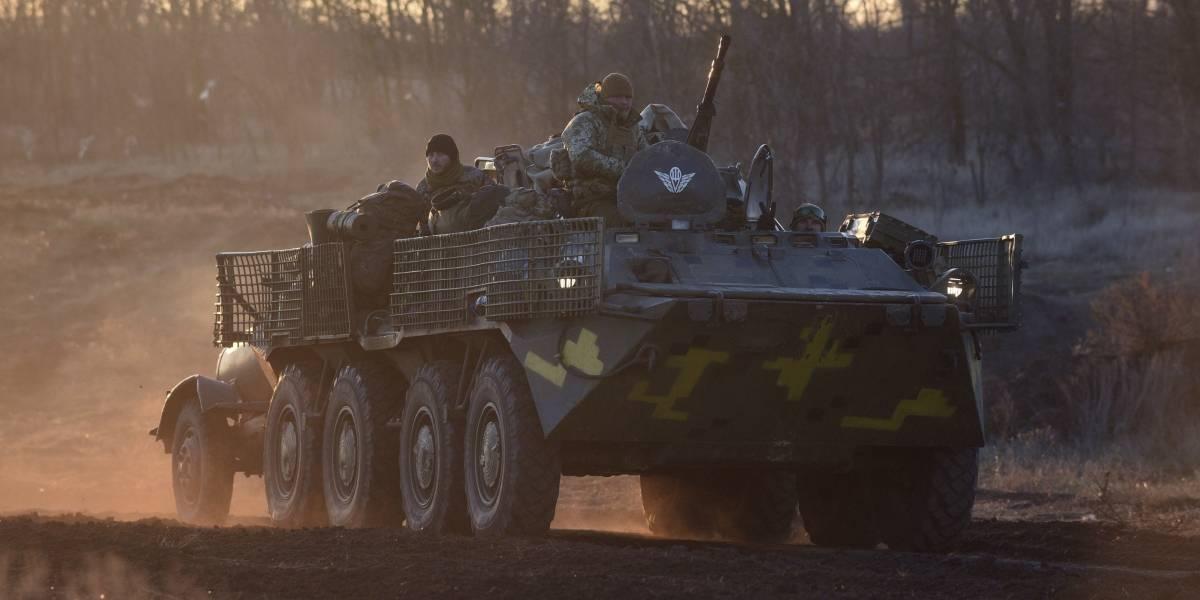 ¿Vientos de guerra? Ucrania convoca a reservistas en medio de tensiones con Rusia