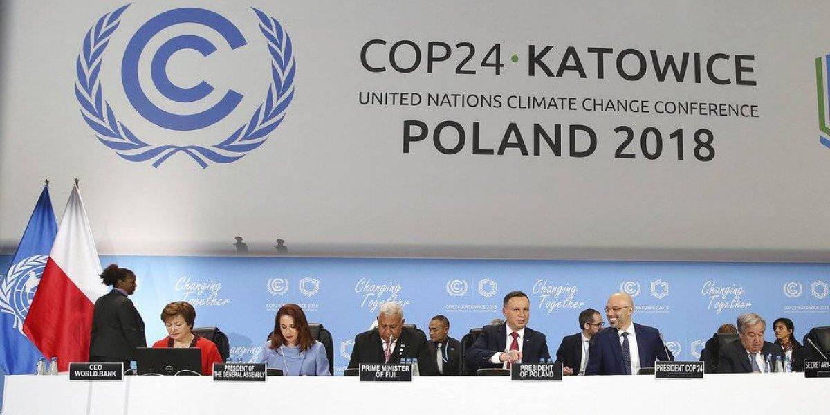 No todo es G20: El papel de Chile en la conferencia mundial de Polonia sobre cambio climático