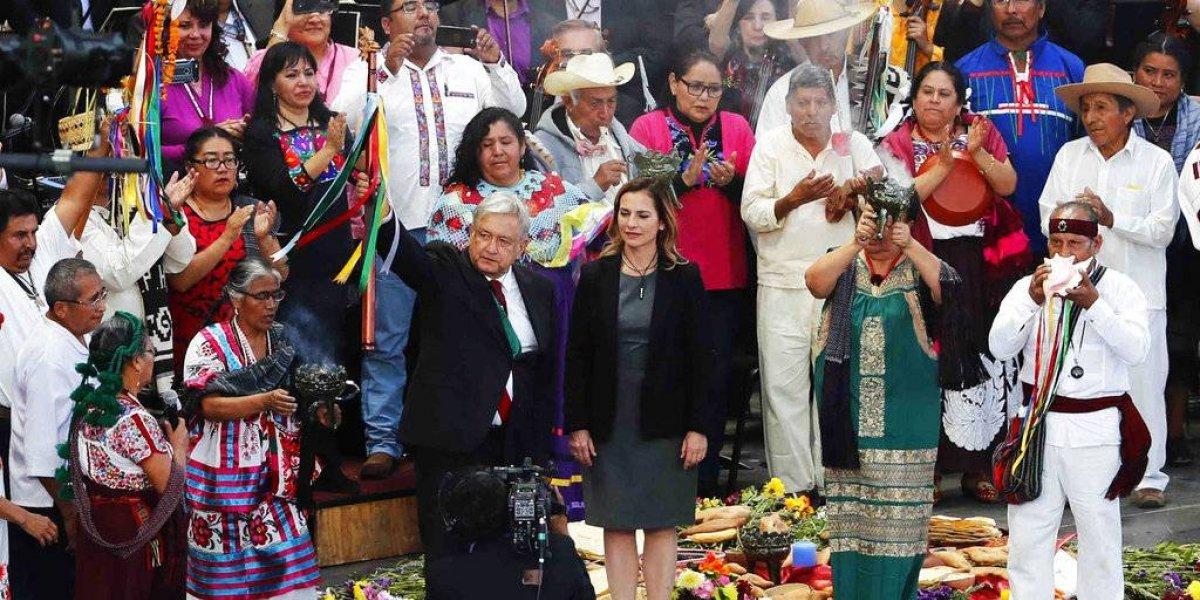 López Obrador comienza mandato a todo vapor en México