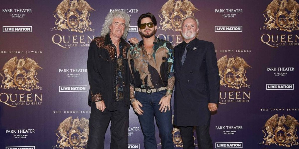 Queen y Adam Lambert anuncian gira por Norteamérica