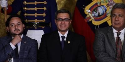 Moreno nombra a nuevos ministros en segundo reajuste de Gobierno en 2018