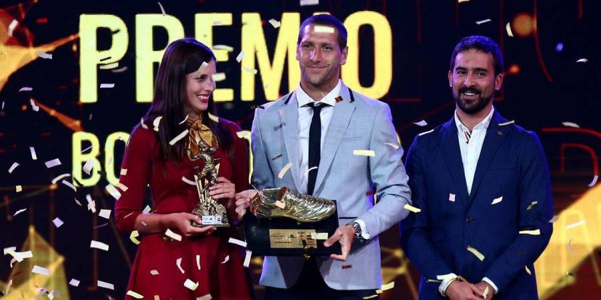 Desde Matías Fernández a Luciano Aued: Todos los ganadores del Botín de Oro de El Gráfico-ANFP