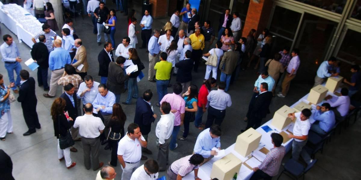 """Evoting sale al paso de las críticas por elección fallida en la UDI: """"No podemos comentar si hubo sabotaje o no"""""""
