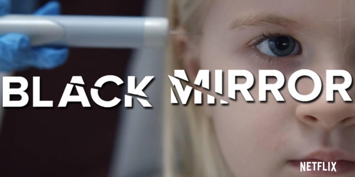 Netflix publica por error fecha de especial de Black Mirror (o tal vez la quinta temporada)