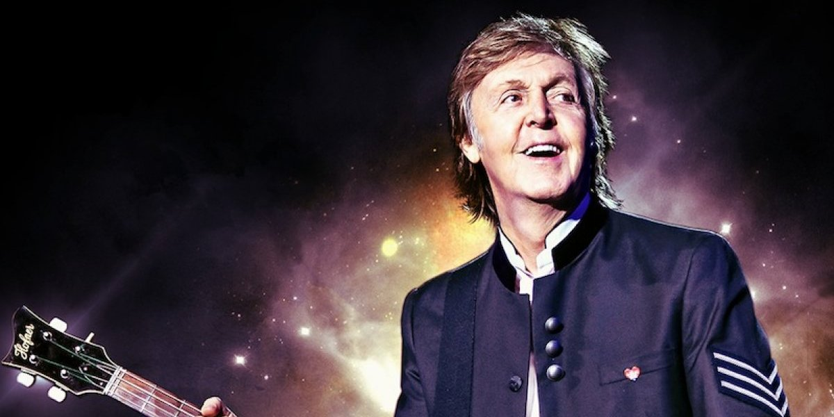 Paul McCartney regresa a la Argentina — Llegando