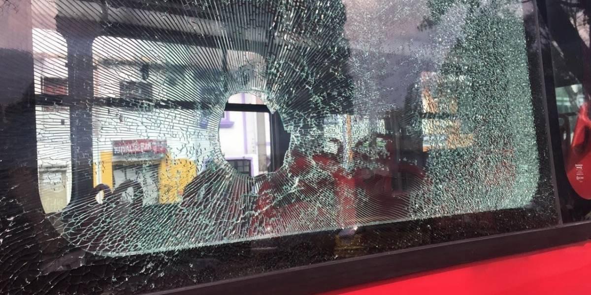 Peñalosa se pronunció sobre millonarios daños a TransMilenio durante protestas