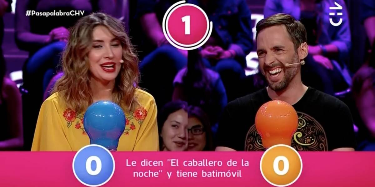 """Pasapalabra"": El divertido error de Daniel Matamala que involucra a Miguel ""Negro"" Piñera"