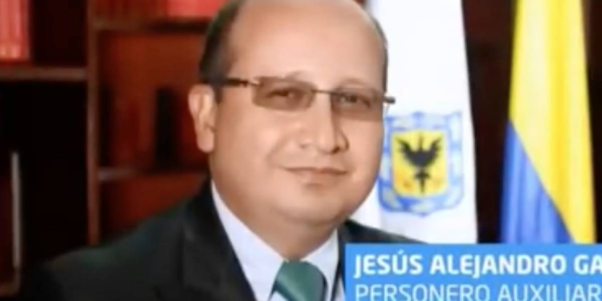 """Los periodistas son """"animales"""" para el personero auxiliar de Bogotá"""