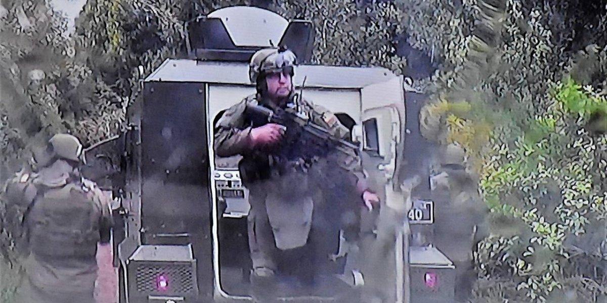 """Abogado de carabineros imputados por homicidio de Catrillanca renunció tras video donde se acusa """"inducción a la mentira"""""""