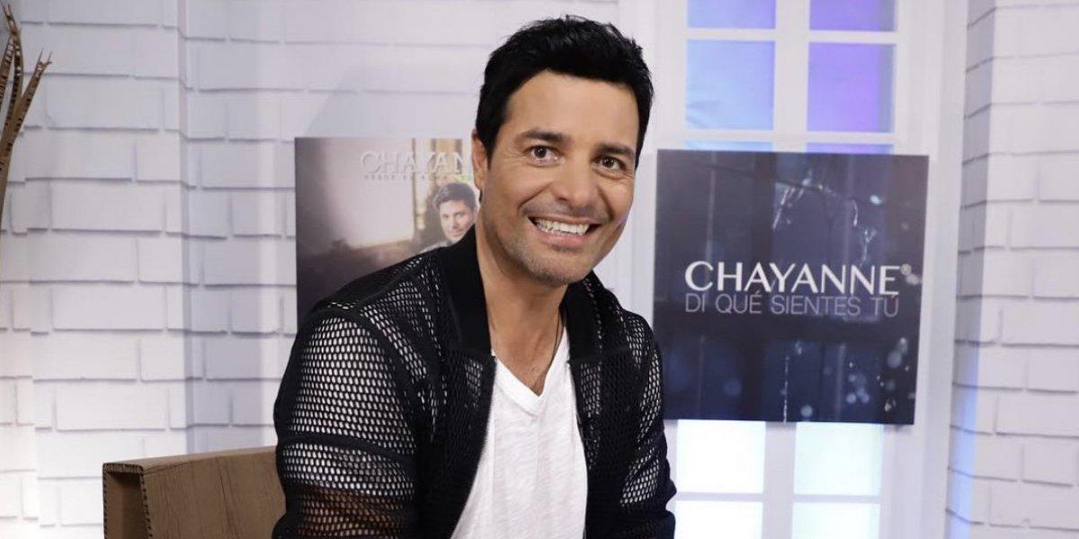 Chayanne reprograma su concierto en Guatemala y esta es la razón