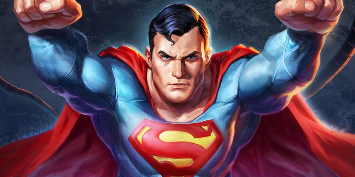 CCXP celebra 80 anos do Superman