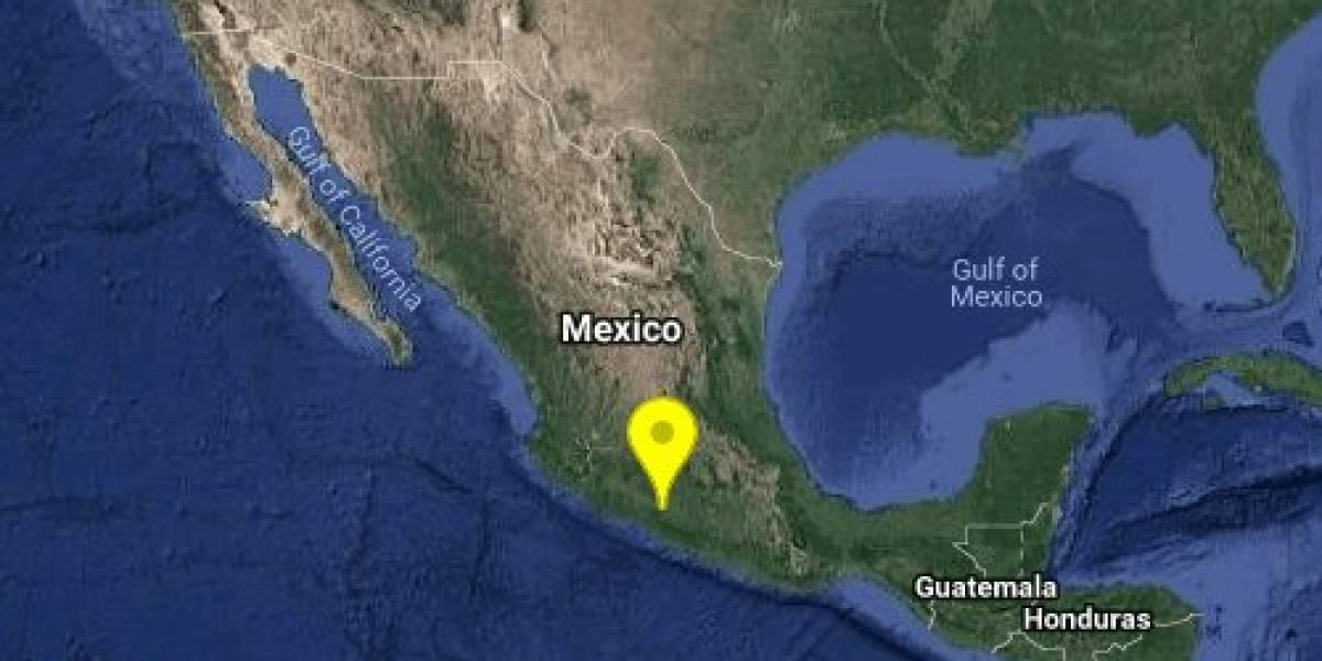 Sismo de magnitud 4.7 sorprende a habitantes de Michoacán
