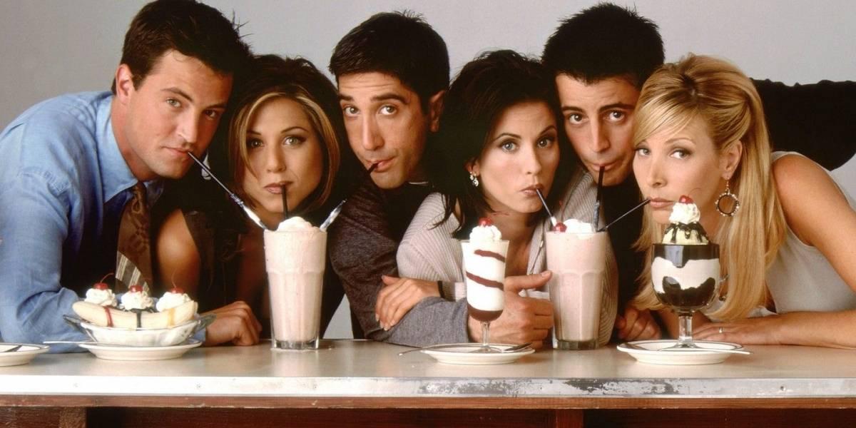 Es oficial: Friends llegará a las salas de cine para celebrar su 25 aniversario