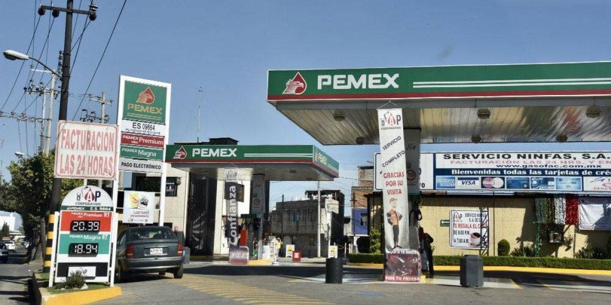 Habrá tasa cero en IVA para gasolina en la frontera norte