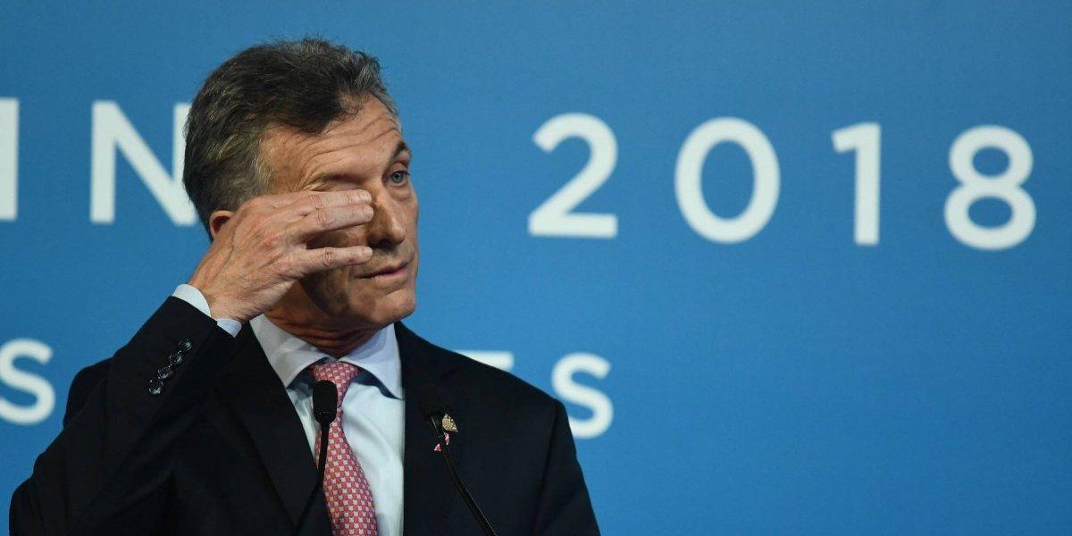 Presidente de Argentina, dolido porque la Libertadores se juegue en España