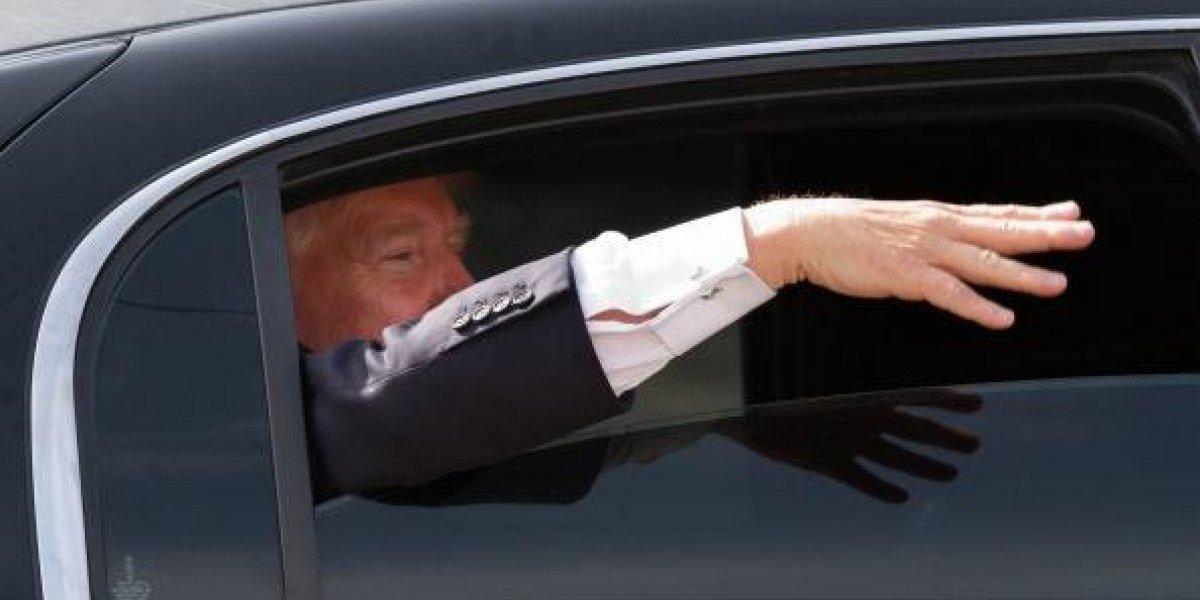 Conspiró contra Trump y ahora deberá pasar 20 años en prisión: pretendía volcar la limusina presidencial