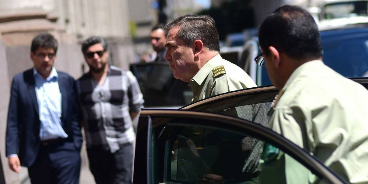 """Hermes Soto fue citado a La Moneda en medio de polémica por acusaciones de """"inducción a la mentira"""""""