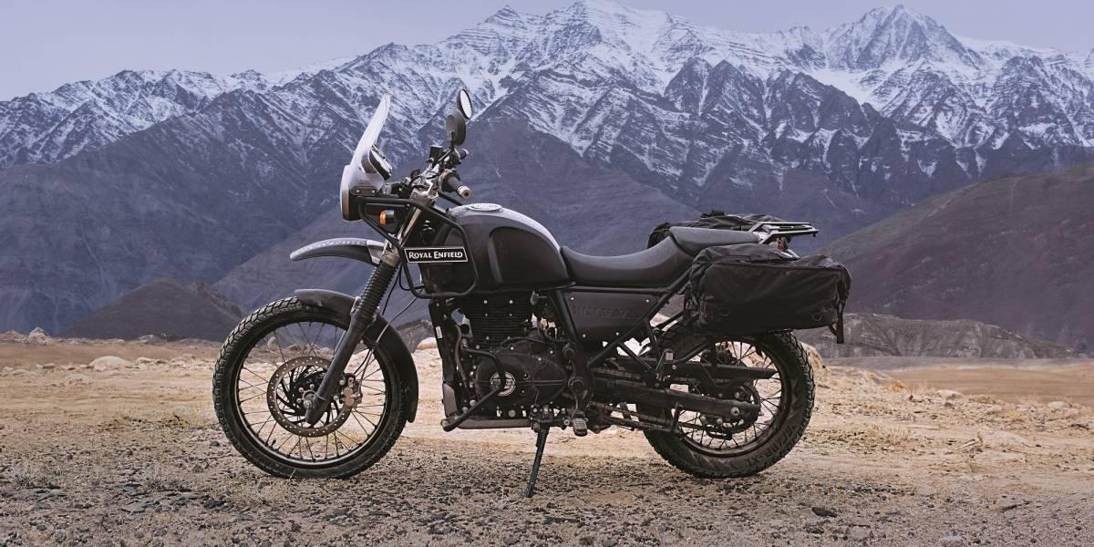 Himalayan, la Royal Enfield que pone a la marca en el segmento de las Trail