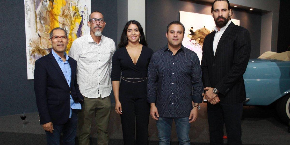 """""""Mística & Realidad"""", exposición de Aquiles Azar Billini y Félix Bonila Gerena"""