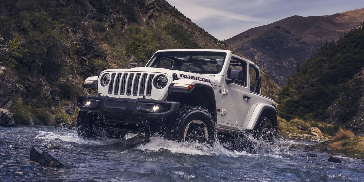 Más capaz que nunca llega el nuevo Jeep Wrangler