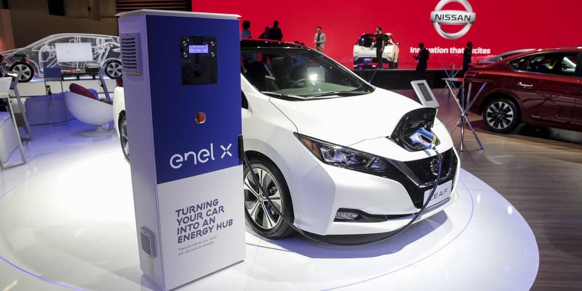 Enel y Nissan aceleran juntos por la electromovilidad brasileña