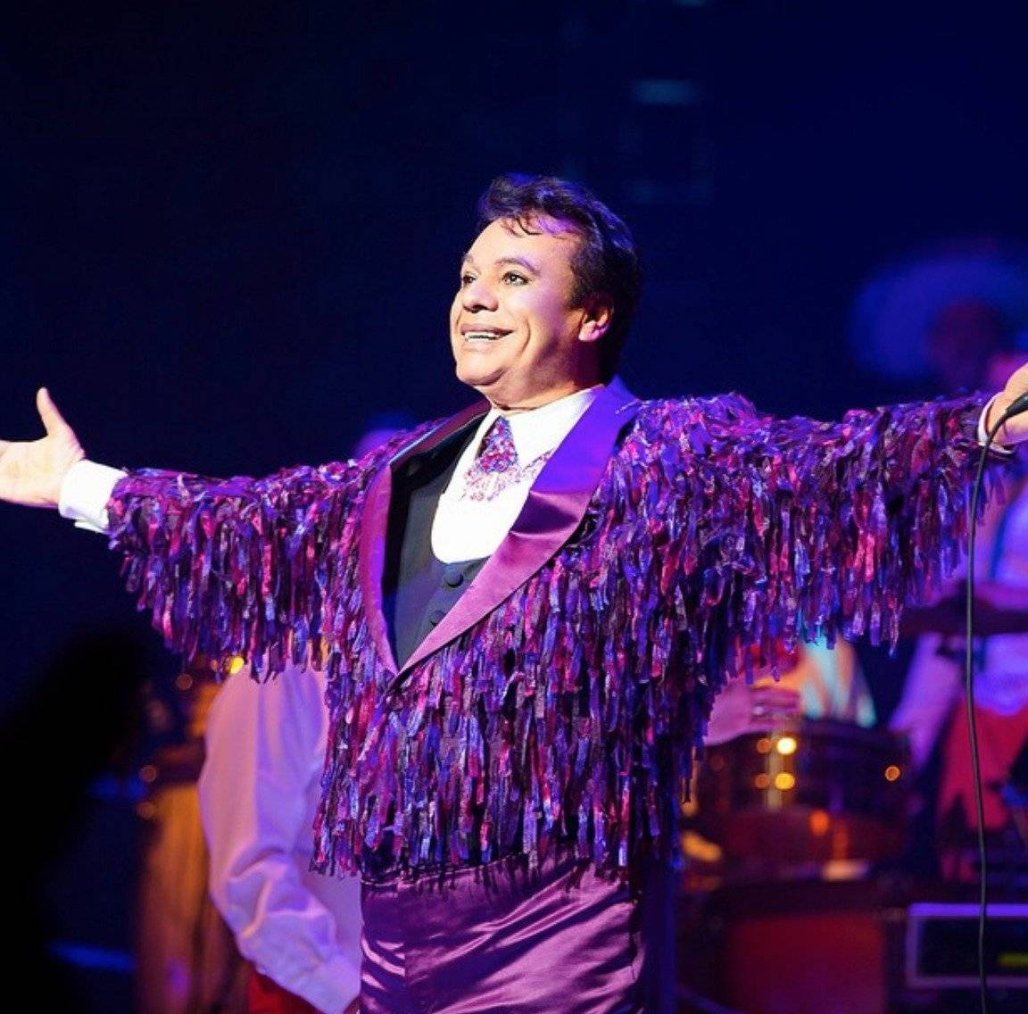 Juan Gabriel died August 28, 2016 in Santa Monica, California Instagram