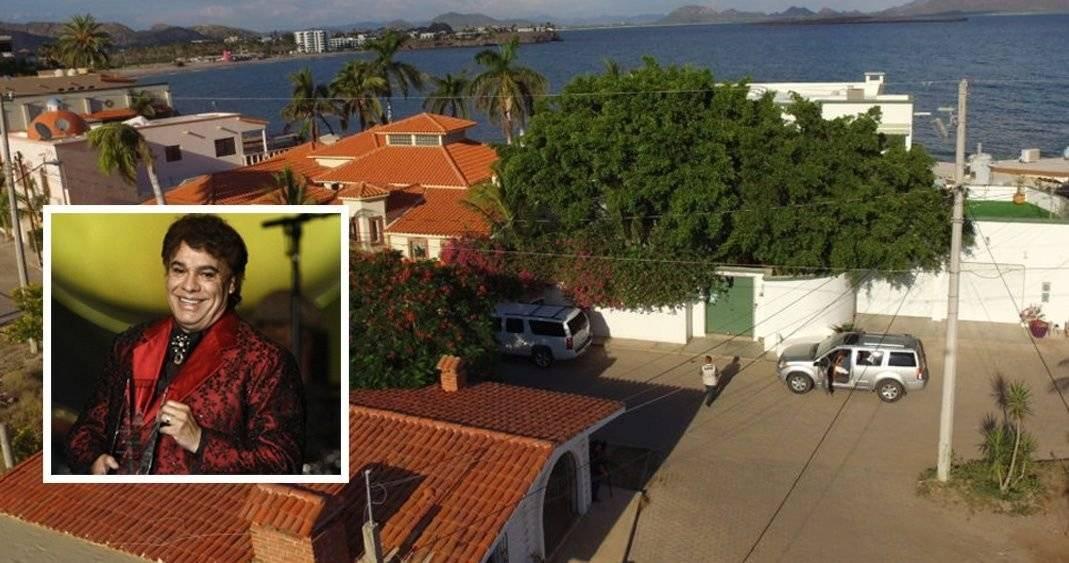 casa Juan Gabriel