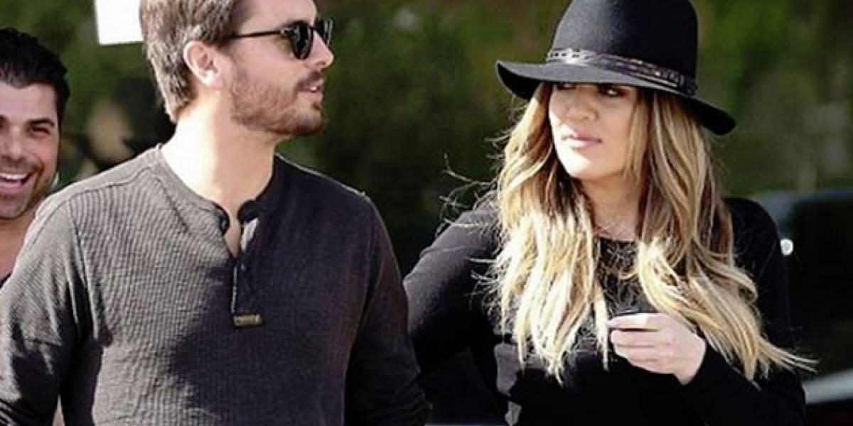¡Paren todo! ¿Scott Disick y Khloe Kardashian son novios?