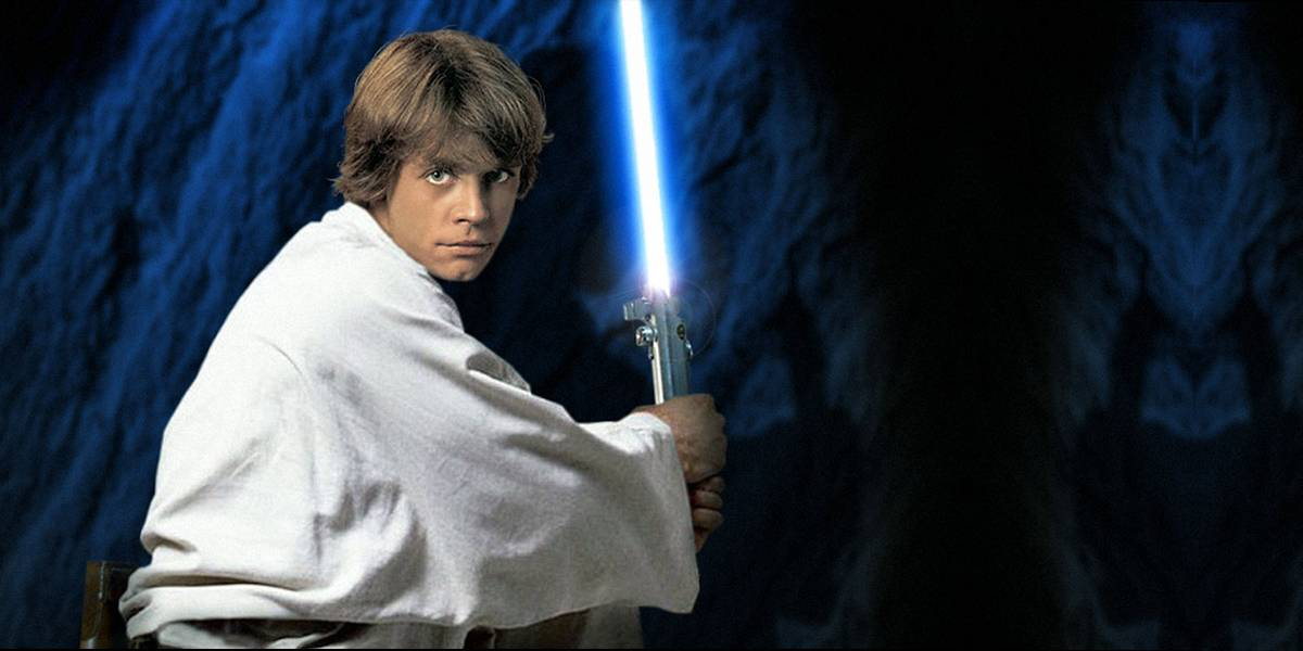Subastarán el sable de luz original de Luke Skywalker