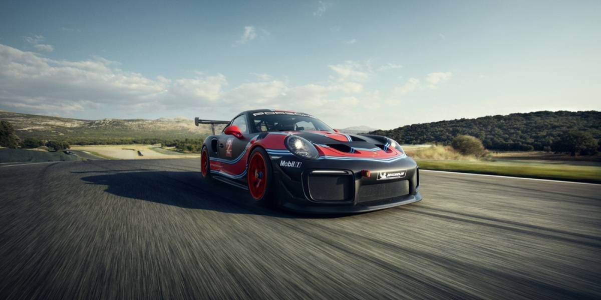 El Porsche 911 GT2 RS tiene su versión de competición, el Clubsport de 700 hp