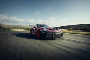 Porsche 911 GT2 RS Clubman