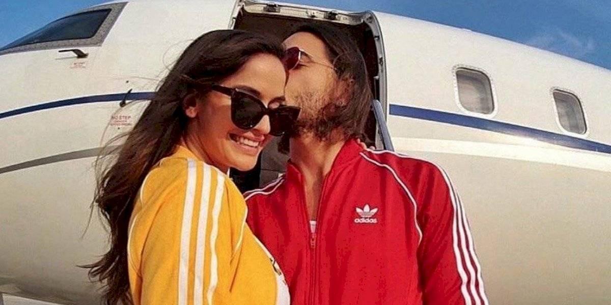Romántico cruce de mensajes entre Maluma y su exnovia hace pensar que volvieron