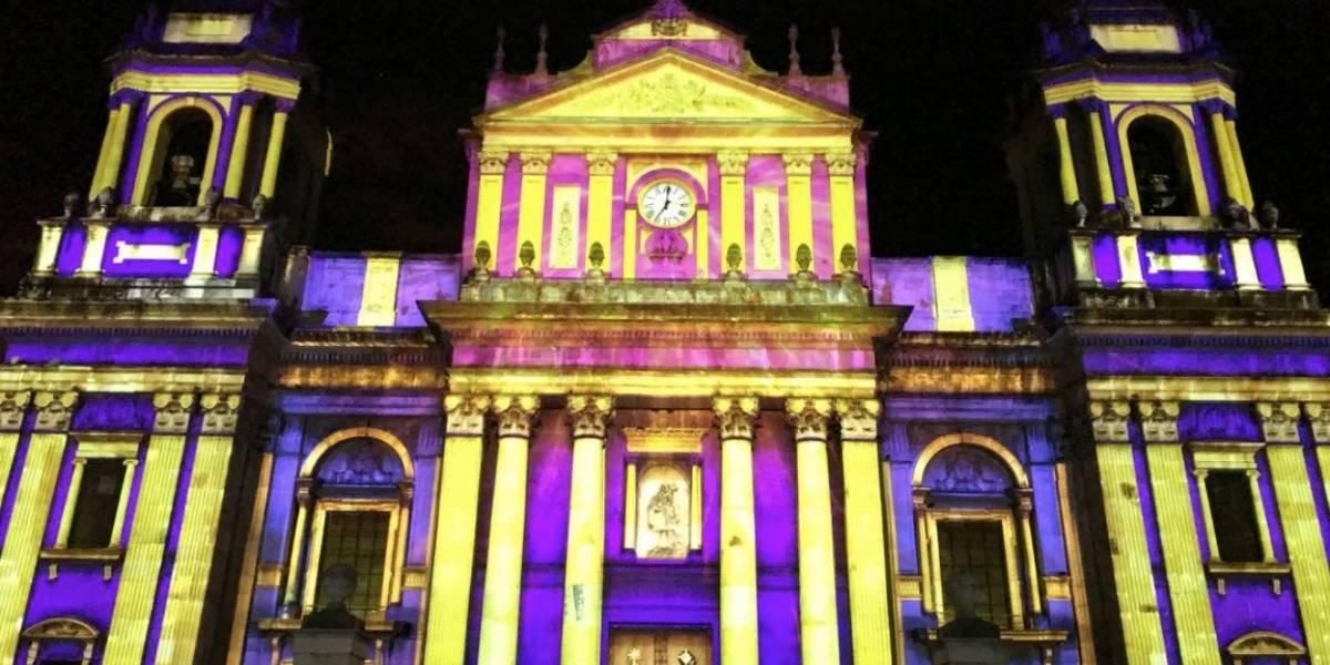 Anuncian fechas y horarios para el tradicional Mapping 3D en la Catedral