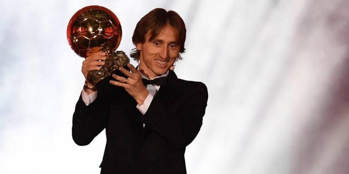 El Balón de Oro es para Luka Modric