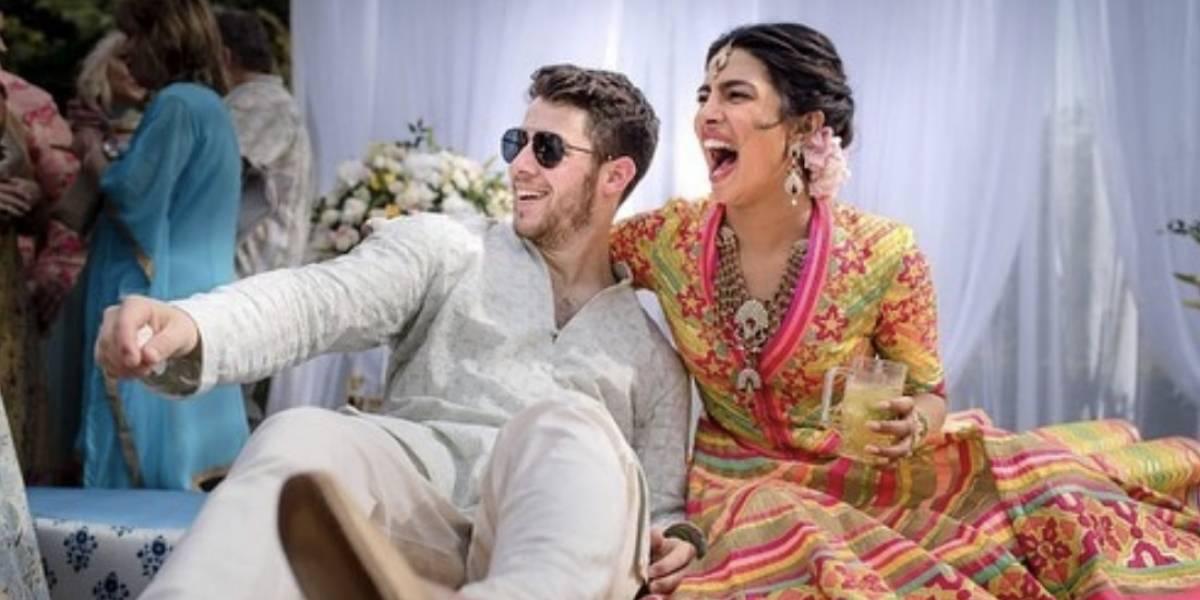 Así fue la millonaria boda de Priyanka Chopra y Nick Jonas