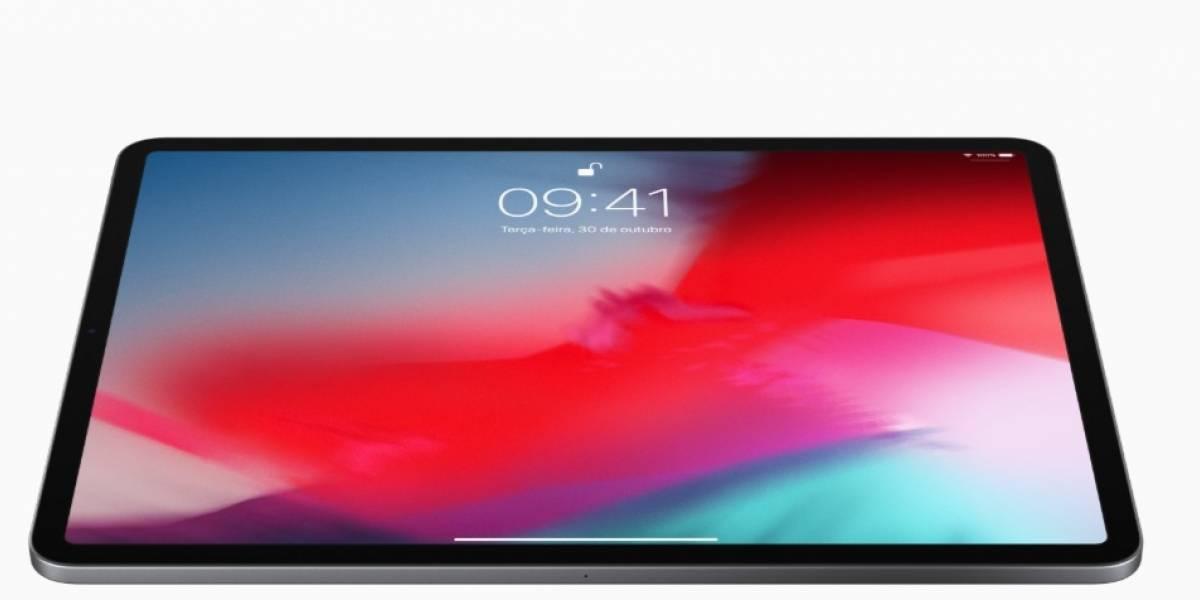 Tecnologia: Apple vende novo iPad Pro no Brasil por quase R$ 16 mil
