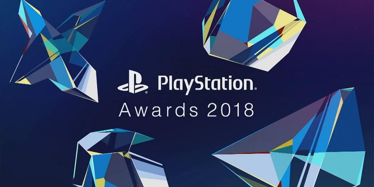 Se anuncian los ganadores de los PlayStation Awards 2018