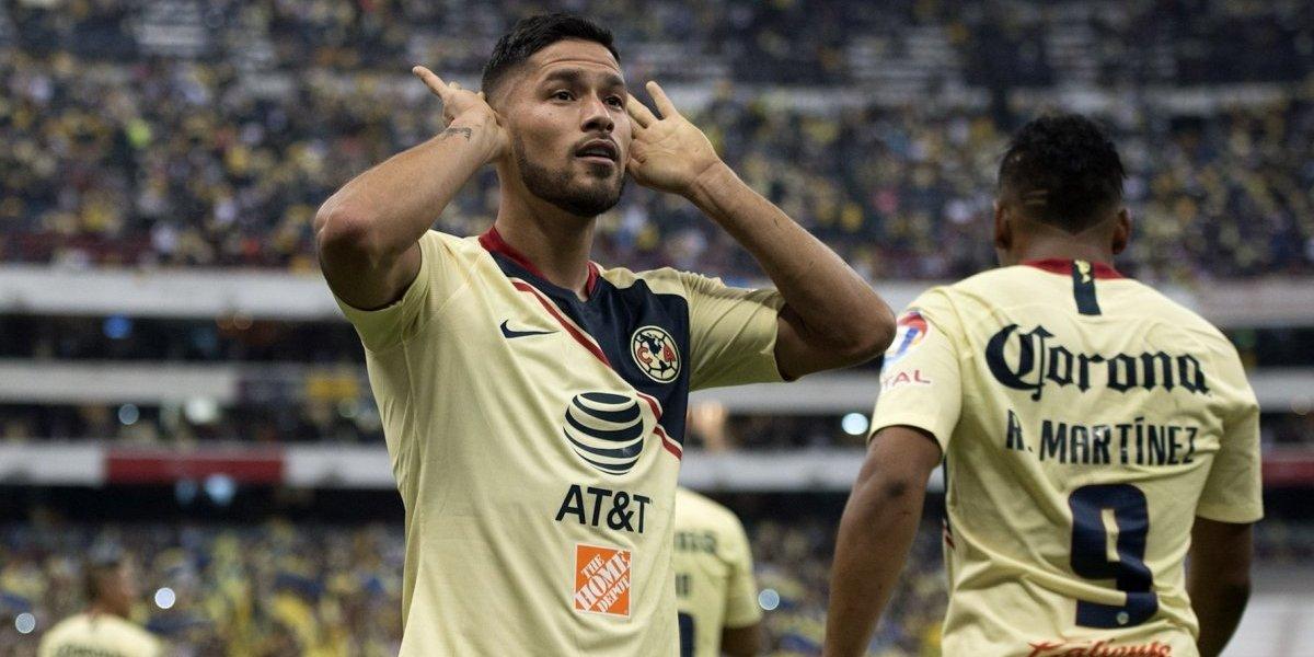 América elimina a Toluca y avanza a semifinales