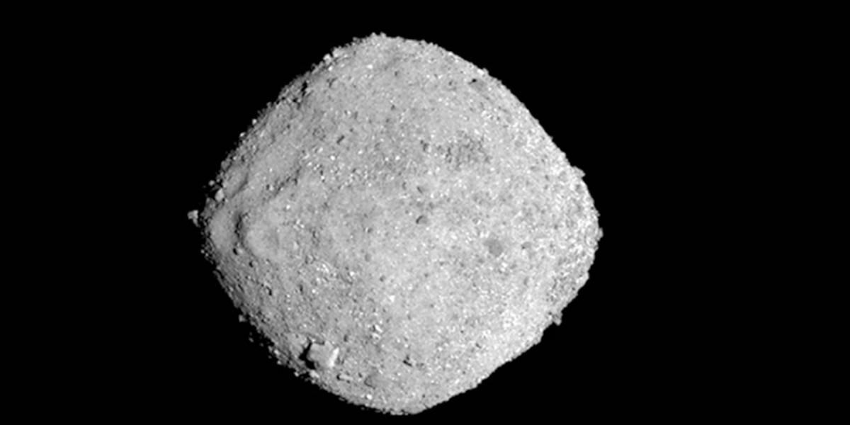 Sonda de la NASA llega al ancestral asteroide Bennu