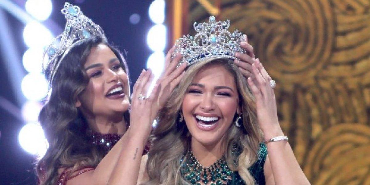Migbelis Castellanos gana Nuestra Belleza Latina 2018