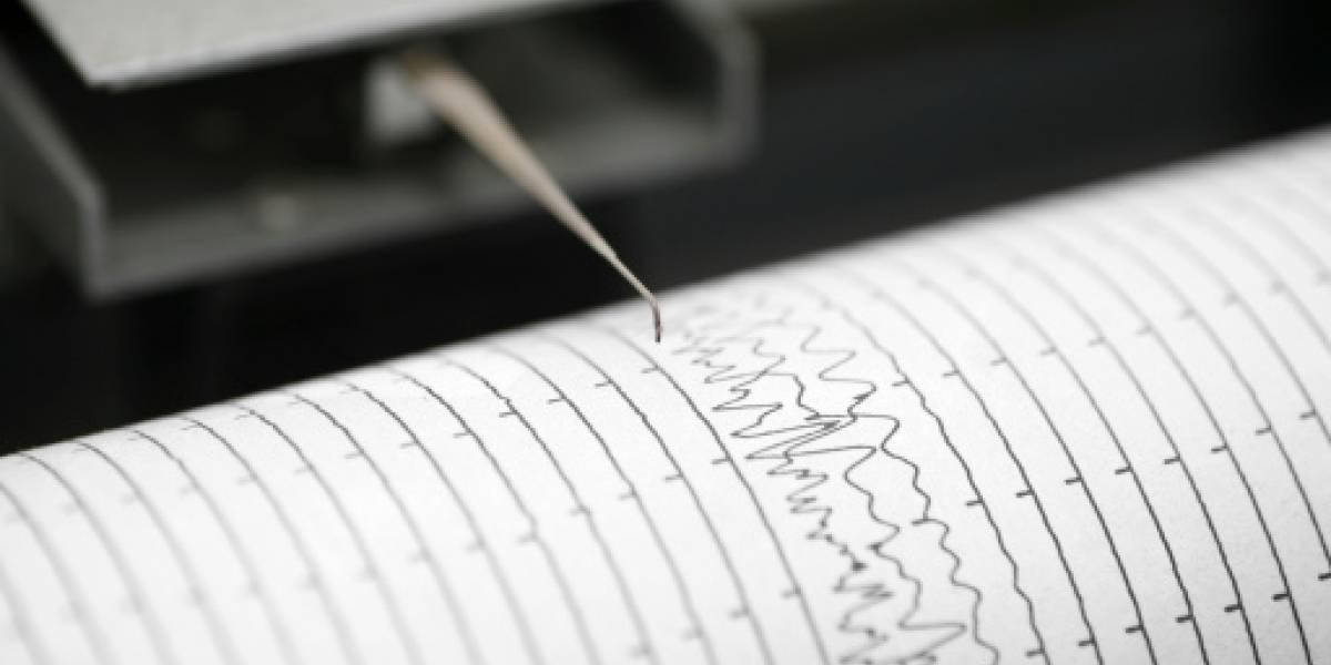 Este es el modelo matemático que puede predecir la magnitud de un sismo
