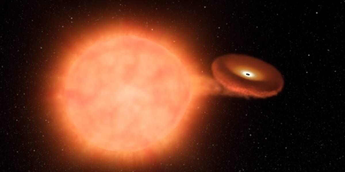 La misteriosa y violenta explosión de una supernova tiene bajo el desconcierto total a la comunidad científica