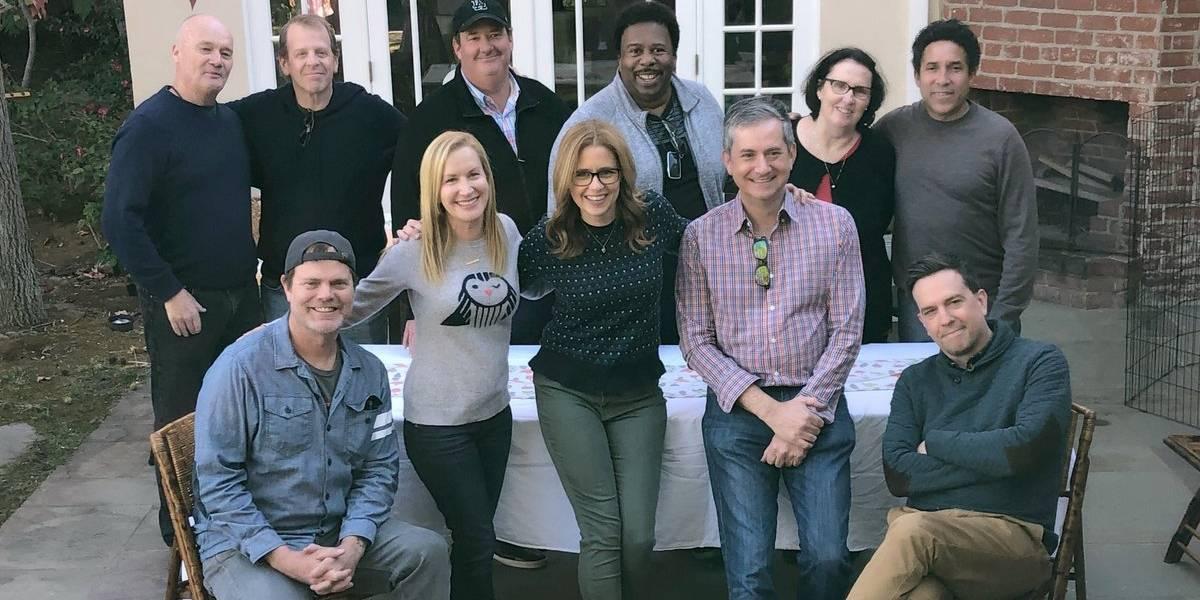 Fotos com elenco de 'The Office' alimentam especulações de retorno