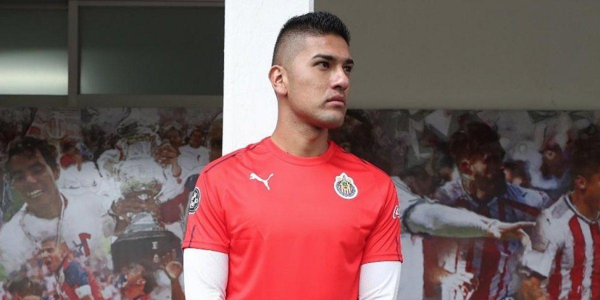 Defensa central está a prueba con Chivas