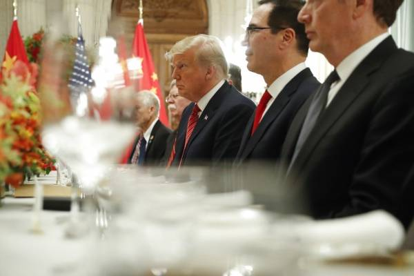 Tregua guerra comercial