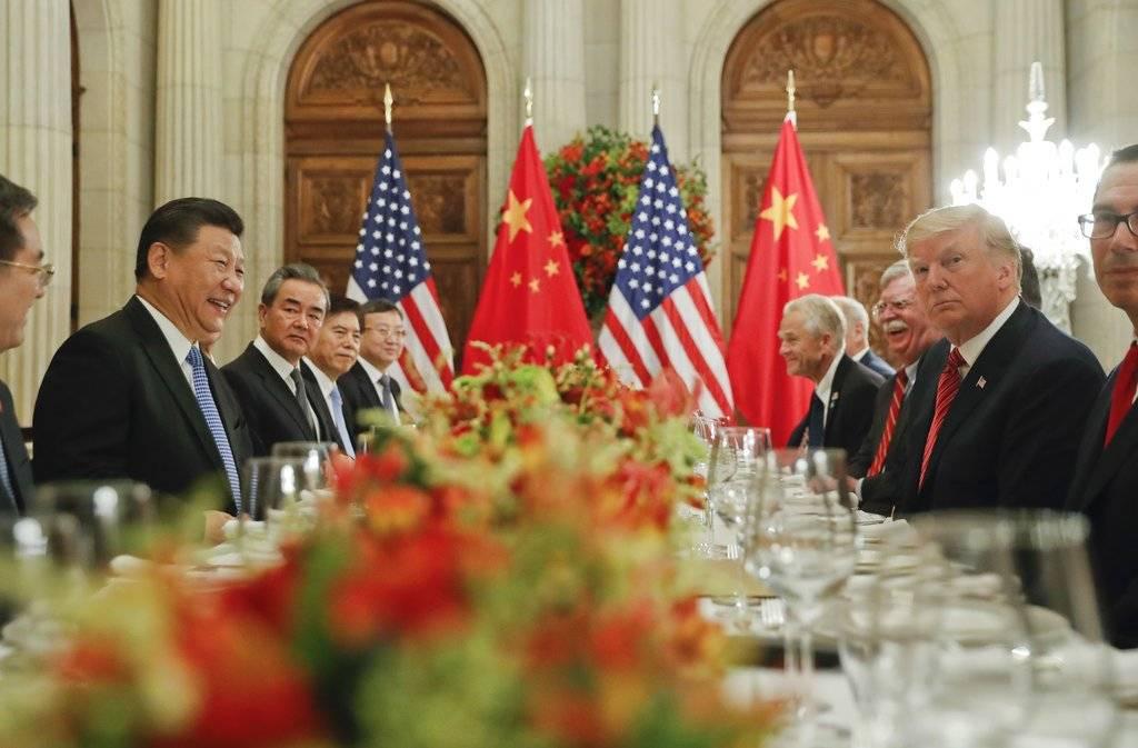 Reunión en G20 Foto: AP