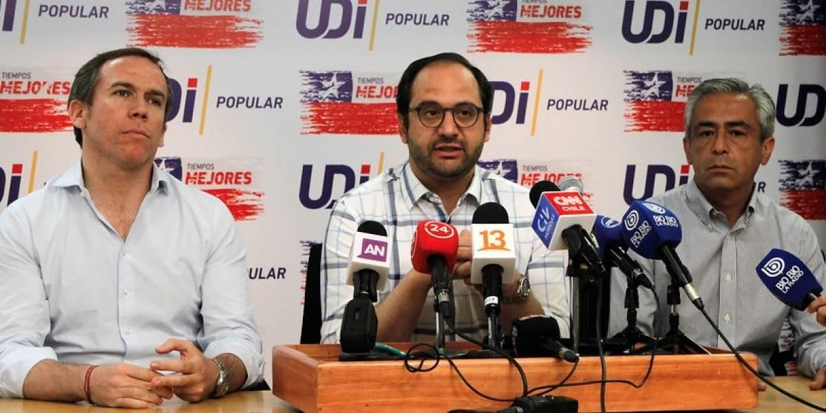 UDI fracasa aplicando sistema de votación electrónico y empresa hace mea culpa