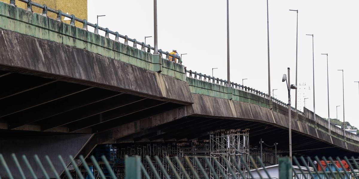 Prefeitura libera mais 2 km da pista expressa da marginal Pinheiros